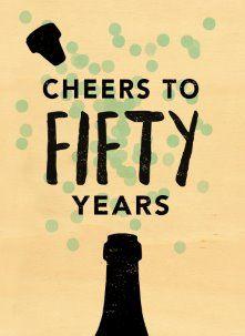 Cheers to fifty years! Welke Sarah of Abraham stuur jij deze leuke HOUTEN kaart? #Hallmark #HallmarkNL #verjaardag #happybirthday #birthday #bday #feestje #jarig #wenskaart #verjaardagskaart #kaart #50 #vijftig #fifty #houtenkaart #abraham #sarah