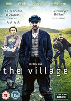 The Village is a BBC TV series written by Peter Moffat. The drama is set in a Derbyshire village in the century. The first series of what Moffat. Tv Series 2013, Tv Series To Watch, Best Series, Movies To Watch, Good Movies, Popular Tv Series, Popular Movies, Movies Showing, Movies And Tv Shows