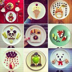 En época de vacaciones puedes distraer a tus niños en la cocina y preparar platillos saludables pero divertidos, checa estas recetas y manos a la obra. http://www.linio.com.mx/hogar/cocina/