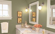 bathrooms   ... 10 Best Rated Paint Colors For Bathrooms Ideas : Bathroom Paint Color