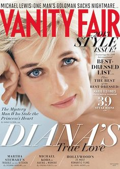 Vanity Fair's September cover girl is Princess Diana! Visit http://getforfree.pw to discover the Reasons Why Smiling Makes Famous Celebrities More Successful In Life.