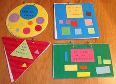 Plastificando ilusiones: Libros elaborados del rincón de la biblioteca