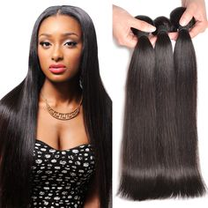 7a brasilianisches reines haar gerade 3 bündel brasilianische gerade haar alionly gerade brasilianische haar-webart bundles menschliches haar