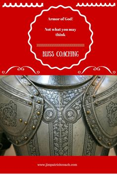The armor of God is not what you think!