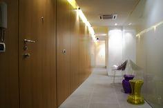 Progettazione d'interni Studio Medico Basile a cura di Massimo Benvenuto (MB studio progettazione)