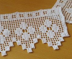 This is an interesting and nice stitch pattern: the Chevron Retro Stitch Wave Crochet pattern which I'm sure you guys would like to know how it is done. This lace chevron stitch is easy to make and is perfect for shawls and blankets. Filet Crochet, Crochet Lace Edging, Crochet Borders, Crochet Stitches Patterns, Crochet Home, Crochet For Beginners, Knit Or Crochet, Crochet Gifts, Crochet Doilies