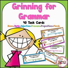 Grinning for Grammar