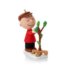 A Very Special Tree - General Keepsake Ornament | Hallmark Charlie Brown from the Peanuts!