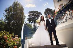 A Fairytale Wedding at Versailles - Jessica & Zachary