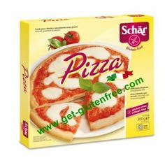 For more than 35 years, Schär, the Gluten-Free brand has been dedicated to the research and development of high-quality products for a balanced diet. Gluten Free Pizza Base, Pizza Sin Gluten, Pizza M, Gluten Free Brands, Pita Pizzas, Free Base, Snack Recipes, Snacks, Balanced Diet
