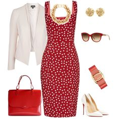 outfit 2093 by natalyag on Polyvore featuring Dolce&Gabbana, Topshop, Christian Louboutin, Rochas, Salvatore Ferragamo, Kenneth Jay Lane, Tiffany & Co. and Burberry