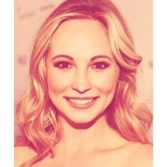 my perfect little cupcake candice accola ❤ liked on Polyvore