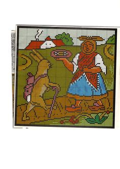 Cross Stitch, Kids Rugs, Decor, Punto De Cruz, Decoration, Kid Friendly Rugs, Seed Stitch, Cross Stitches, Decorating