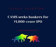 CAMS is a Mutual fund transfer agency in India to the Indian resource the executives organizations. It has a portion of 65% of the benefits under administration. It is serving 16 common assets in India as an registrar and transfer agent (RTA). Initial Public Offering, Organizations, Stock Market, Indian, Organizing Clutter, Organizers, Getting Organized, Organization Ideas