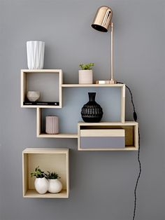 Eye-Opening Cool Tips: Floating Shelf Decor Kitchen long floating shelves sinks.Floating Shelves Above Couch Farmhouse wooden floating shelves kitchen.Floating Shelves Above Couch Farmhouse. Decor Room, Bedroom Decor, Wall Decor, Bedroom Shelves, Bedroom Inspo, Wall Art, Bedroom Wall, Home Furniture, Furniture Design