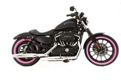 2012 H-D® XL883N Sportster® Iron 883™  Stock Number: 3724  www.HouseOfHarley.com