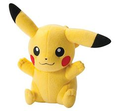 Pokémon Small Plush XY Pikachu
