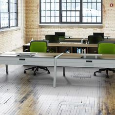 With the help of our design and planning services team, we can help design your new office space by finding the right furniture and fabric to fit your space. Home Office Furniture, Online Furniture, Shared Office, Future Office, Modern Office Design, Industrial Office, Contemporary Design, The Help, Table