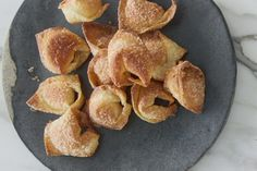 3-Ingredient Homemade Fortune Cookies