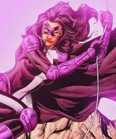 "dclegendsonline: ""Helena Bertinelli - The Huntress issue 6 "" Comic Book Girl, Dc Comic Books, Comic Book Artists, Comic Book Characters, Comic Character, Comic Art, Batgirl, Catwoman, Supergirl"