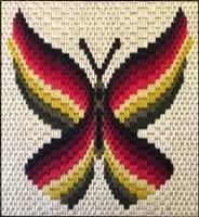 Supreme Best Stitches In Embroidery Ideas. Spectacular Best Stitches In Embroidery Ideas. Motifs Bargello, Broderie Bargello, Bargello Quilt Patterns, Bargello Needlepoint, Bargello Quilts, Needlepoint Stitches, Swedish Embroidery, Hardanger Embroidery, Learn Embroidery