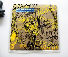 Rappcats » Wet paint: Madlib Medicine Show vinyl editions