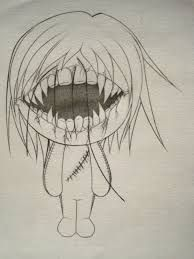 Image Result For Scary Doll Drawings Scary Drawings Scary Art Scary Dolls