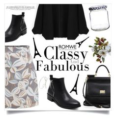 """""""Bez naslova #1498"""" by violet-peach ❤ liked on Polyvore featuring Dolce&Gabbana, Kilner and Kate Spade"""