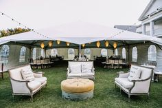 Outdoor Lounge Seating at Reception | photography by http://www.vuephotographyonline.com/