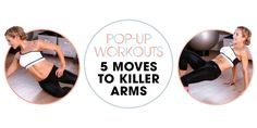 5 Easy Moves for Toned Arms - Wedding Arms Workouts