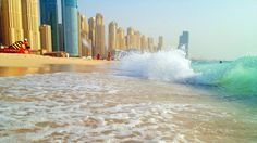 Dubai, Marina Beach - Hotel Le Royal Meridien Beach Resort and Spa - Jun...