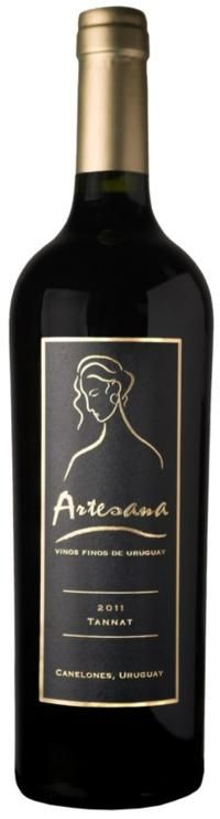 Artesana Tannat, fine wine from the acclaimed region of Canelones in Uruguay: http://www.glurgle.com/wineries/376.