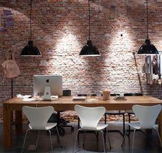 De vieja fábrica a loft de diseño en Amsterdam. Visto por @