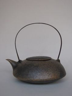 Theiere - Urushi by Catherine Nicolas