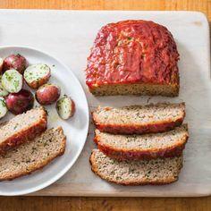 Turkey Meatloaf with Ketchup-Brown Sugar Glaze | America's Test Kitchen