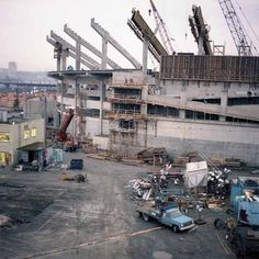 Archive Photos of the Day: BC Place » Vancouver Blog Miss604