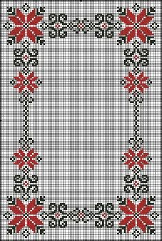 programe de broderie, motive p Cross Stitch Bookmarks, Cross Stitch Borders, Cross Stitch Rose, Cross Stitch Flowers, Cross Stitch Designs, Cross Stitching, Cross Stitch Patterns, Folk Embroidery, Cross Stitch Embroidery