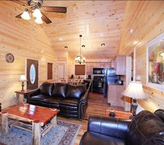 Sundown Cabin Lodging presents some exciting offers on Broken Bow Cabins. These exquisite cabins are the perfect getaway for spending time with your loved ones!