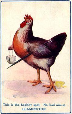 Old Postcards of Royal Leamington Spa