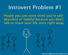 introvertunites:  If you relate to being an introvert follow me introvert unites.