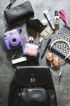 How To Be A Pro At City Break Packing With Camilla Ackley