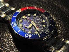 Seiko Prospex SSC019 Solar Diver Chronograph Breitling, Seiko, Amazing Watches, Chronograph, Watches For Men, Solar, Accessories, Mens Designer Watches, Top Mens Watches