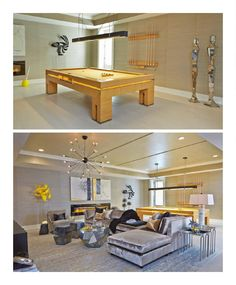 The Luxury of Home, Edition Entertainment Room, Game Room, Man Cave, Basement, Family Room, Entertaining, Luxury, Kitchen, Home Decor