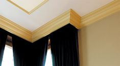 California crown molding -  - #molding #.  Basically, California just shouldn't have crown molding - except for maybe a few houses in Sacramento.
