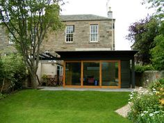 Richard Murphy Architects: House Extension, Seton Place, Edinburgh