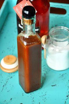 4 Ingredient Bourbon Caramel Sauce :: Minimalist Baker