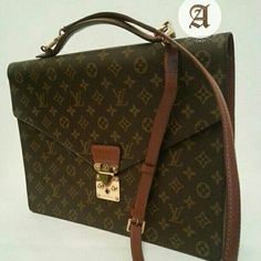 Used Authentic Louis Vuitton Business bag ☆☆☆SOLD OUT☆☆☆ Condition : Good Size Height: Handle: Outside Spec Bayonet locking Hardware retractable Contact : Whatsapp Louis Vuitton Bags, Louis Vuitton Monogram, Lv Bags, Dubai Uae, Authentic Louis Vuitton, Tote Bag, Luxury, Louis Vuitton Purses, Louis Vuitton Handbags