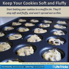Keep Your Cookies Soft and Fluffy