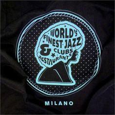 Bluenote Milano #tshirt #creative #merchandising