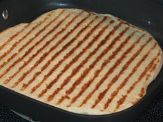Recipes & Scrap Pages: Subway Flatbread? At home? I THINK SO.